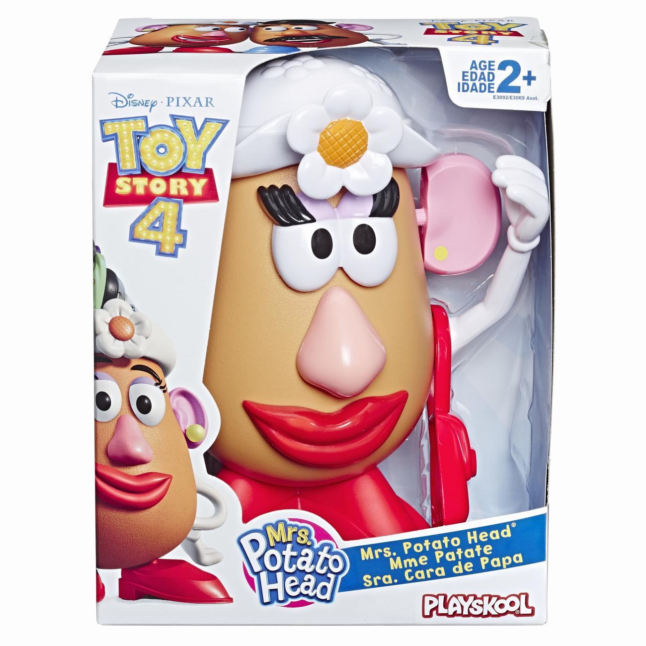 Sra Cara De Papa Toy Story 4 Señora