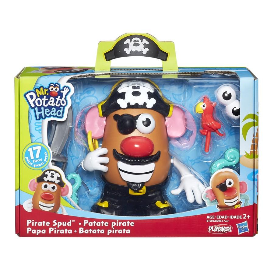 Sr Cara De Papa Vestido Pirata