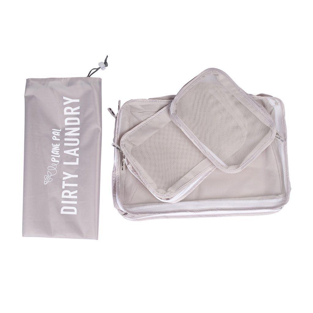 Organizadores de maleta Packing Pals™ Blanco