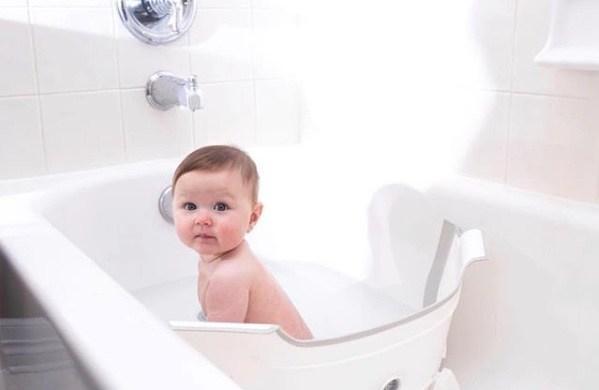 Baby Dam – Convierte tu tina en una tina para tu bebé