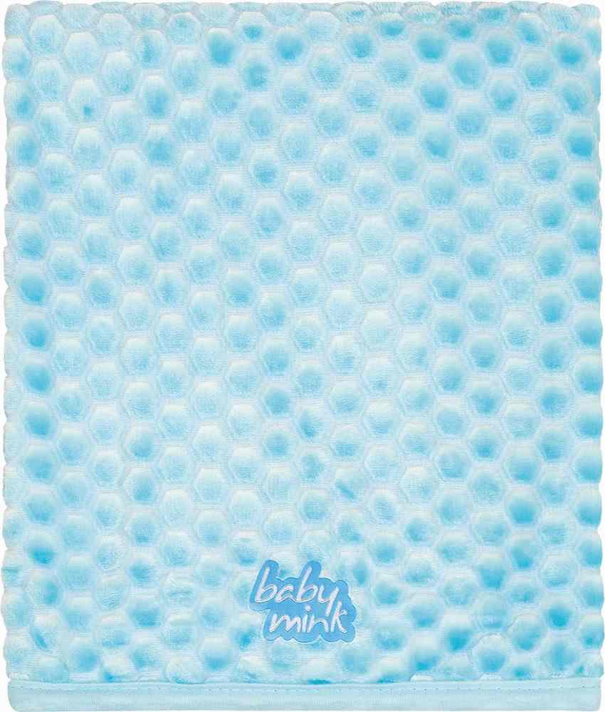 Frazada Honey Azul