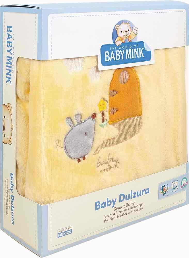 Frazada Baby Dulzura