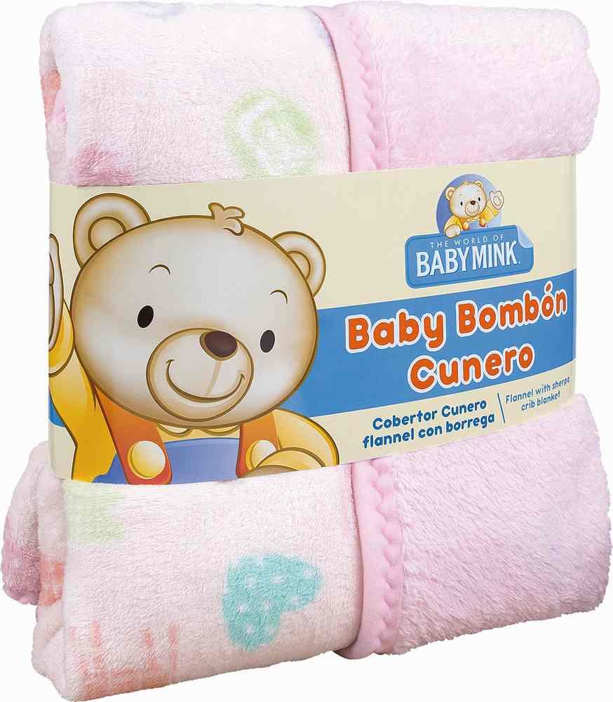 Baby Bombon Cunero Rosa
