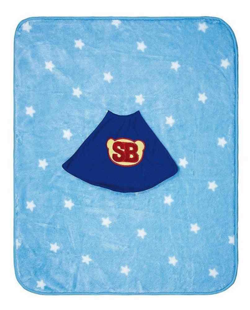 Cobertor Baby Fashion Azul