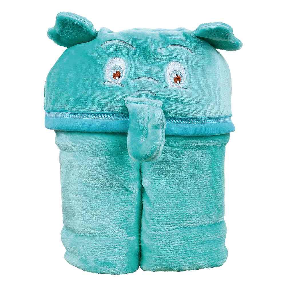 Baby Caritas Elefante Verde