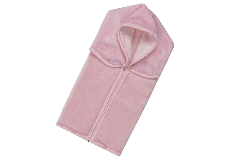 Frazada Baby Bag Rosa