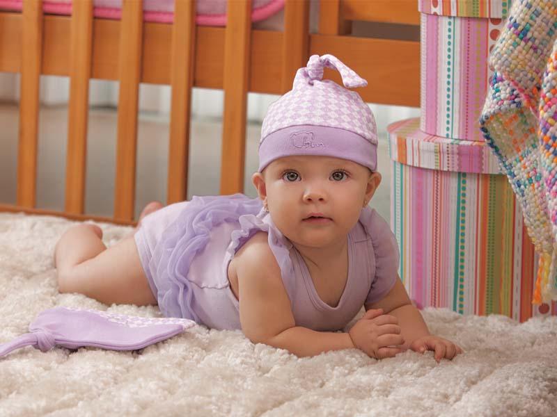 Gorritos Baby Rosa