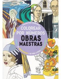 Colorear Por Números. Obras Maestras