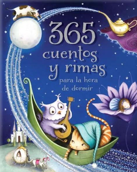 365 cuentos y rimas para la hora de dormir