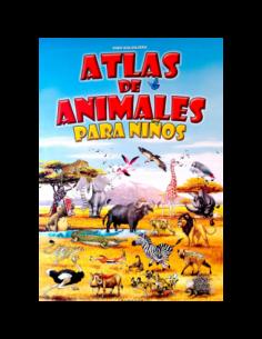 Atlas de animales para niños