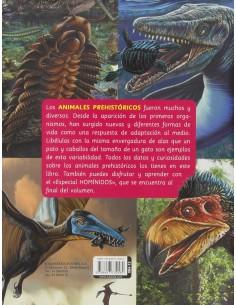 Enciclopedia de - ANIMALES PREHISTORICOS
