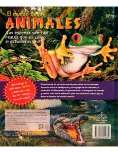 Enciclopedia para niños con app. El mundo de los Animales