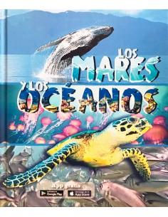 Enciclopedia para niños con app. Los Mares y Océanos