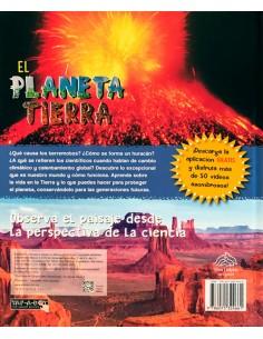 Enciclopedia para niños con app. El planeta Tierra
