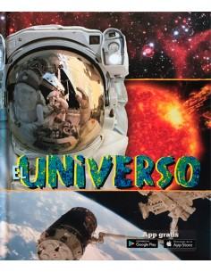 Enciclopedia para niños con app. El Universo
