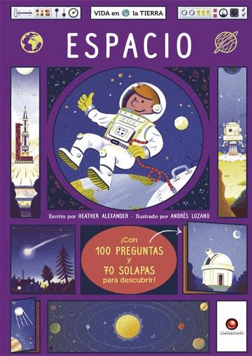 Vida en la tierra - Espacio