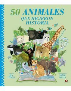 50 Animales que hicieron historia