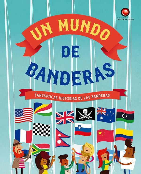 Un mundo de banderas