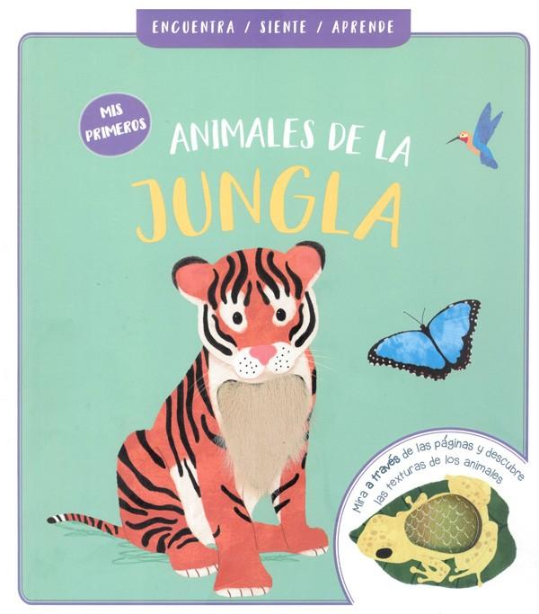 Mis primeros animales de la jungla