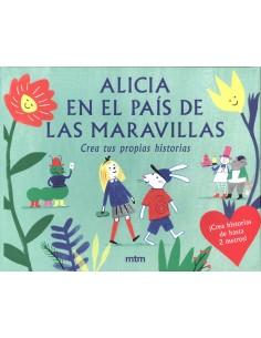 Caja de cuentos: Alicia en el país de las maravillas