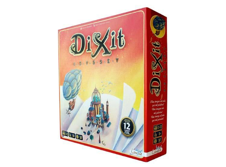 Juego De Mesa Dixit Odyssey