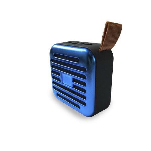 Parlante Bluetooth Portátil Lhotse T5S Plus Azul