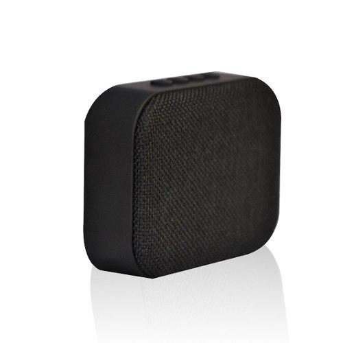 Parlante Bluetooth Portátil Lhotse T3 Negro Inalámbrico