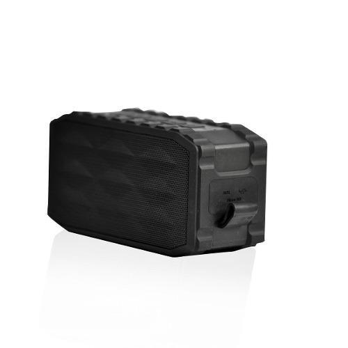 Parlante Bluetooth Portátil Lhotse Tk100 Negro Audio
