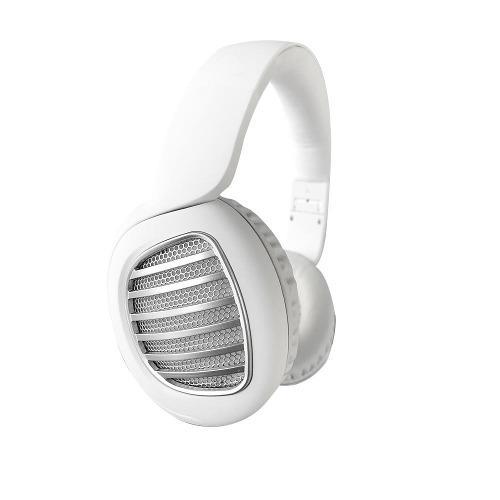 Audífonos Bluetooth Lhotse Bt031 Blanco Manos Libres