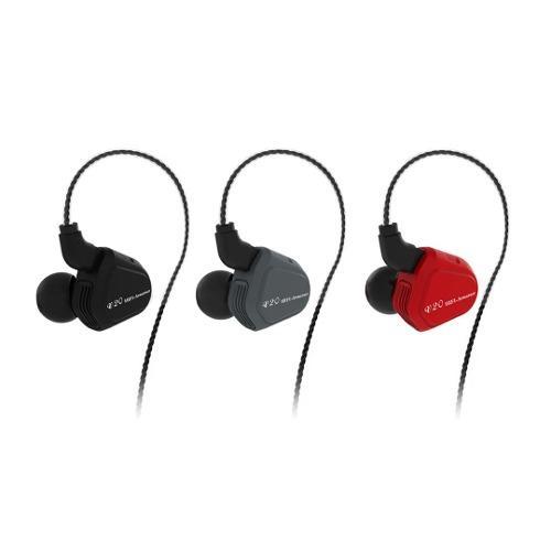 Audífonos Con Cable  Lhotse V2 Manos Libres Negro