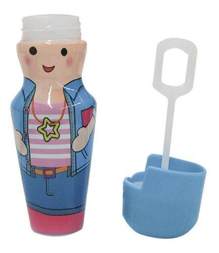 Botella De Burbujas Niño Entretención