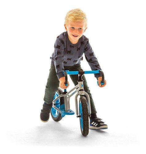 Bicicleta De Equilibrio Chillafish Estilo Fixie -Blue