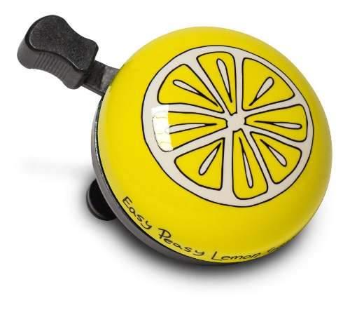 Campanilla Bicicleta Niño Limón Nutcase