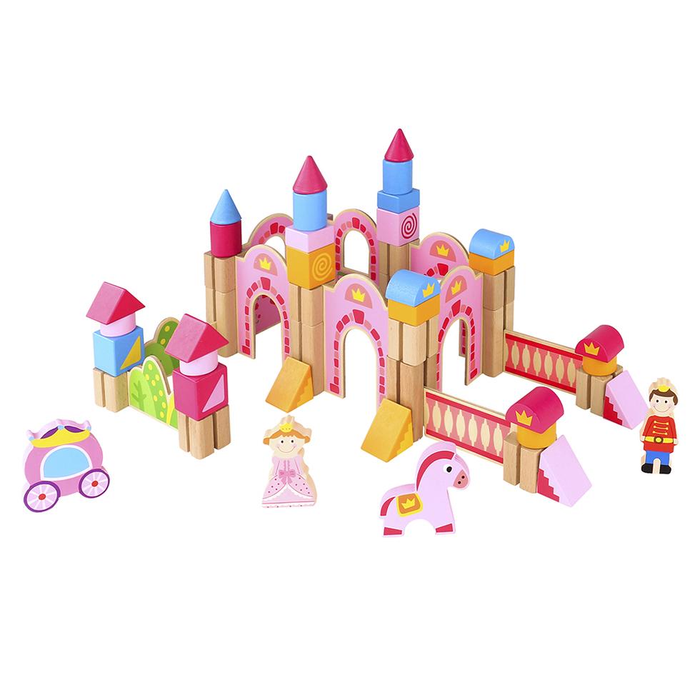 Bloques de construcción princesa