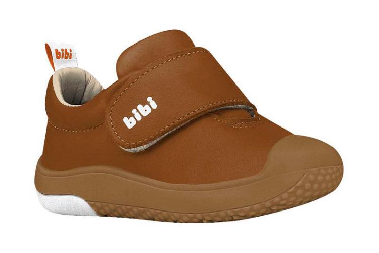 Zapato Cuero Pre walker Marrón