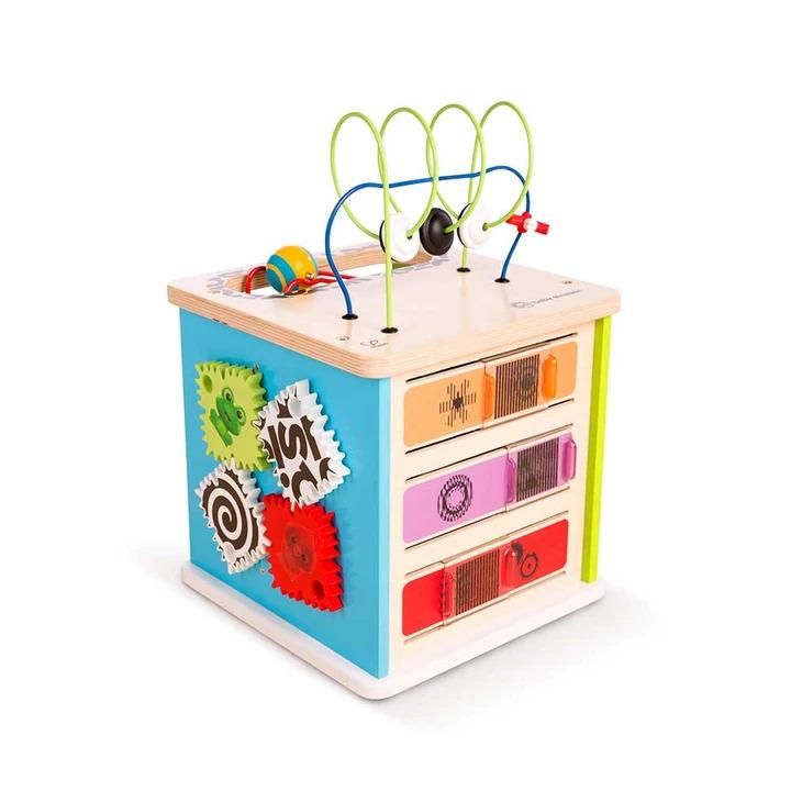 Cubo de Actividades Estación de innovación, Baby Einstein
