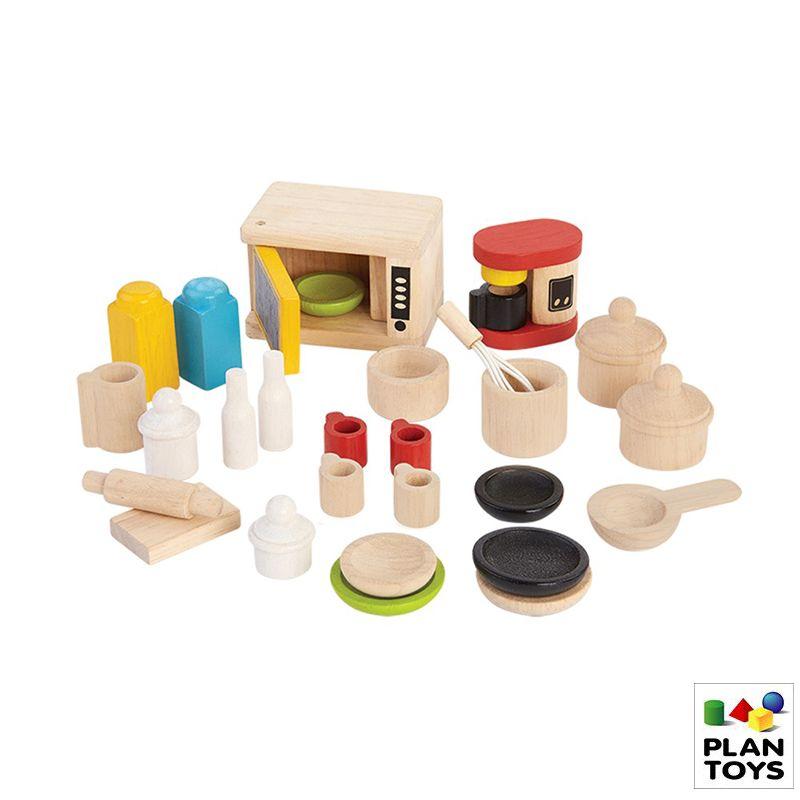 Mini set accesorios de cocina