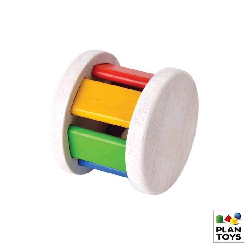 Roller multicolor - sonajero de arrastre
