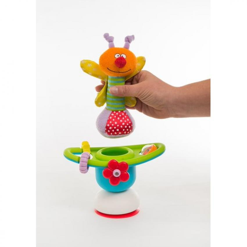 Juguete Mini Table Carrousel - Juguete Para Silla De Comer