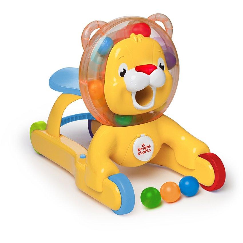 3 In 1 Step & Ride Lion Bright Starts