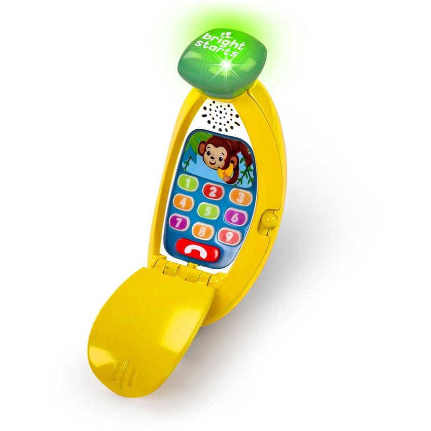 Giggle N Ring Phone Bright Starts