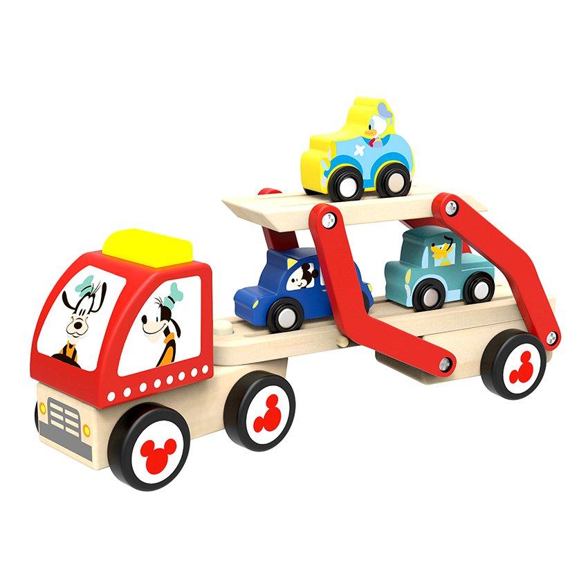 Car Transporter Goofy Disney Baby