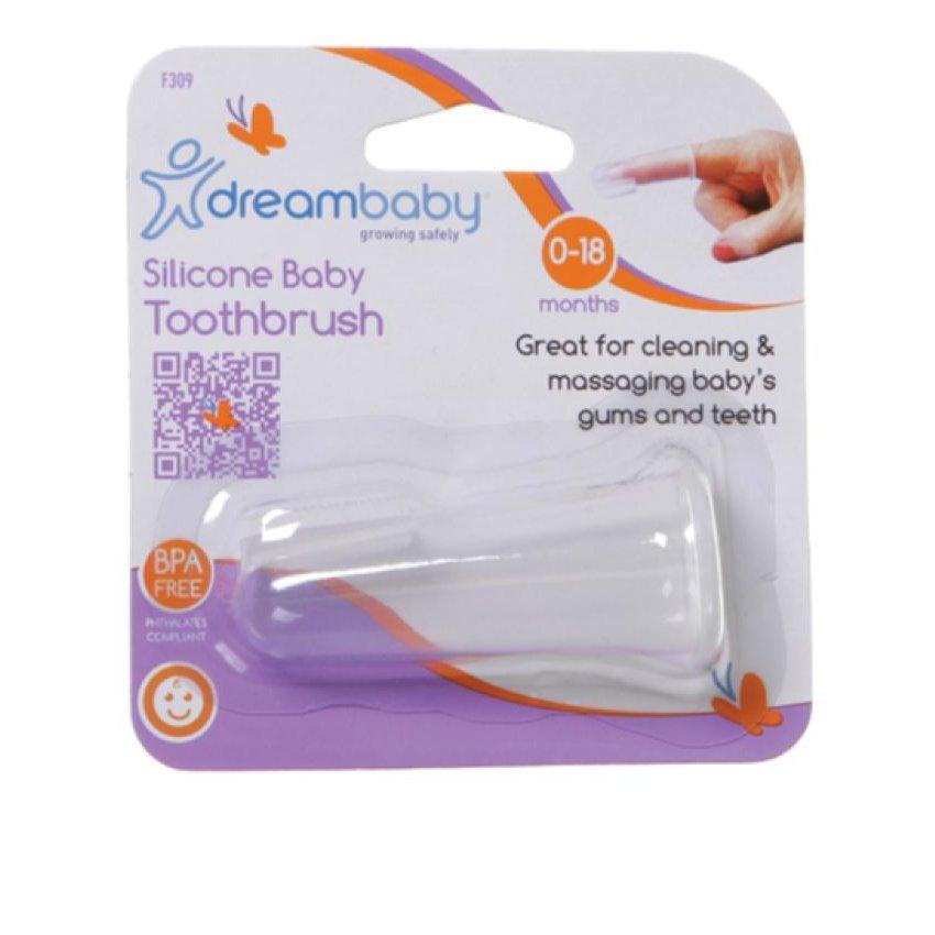 Cepillo de dientes bebé - Dreambaby