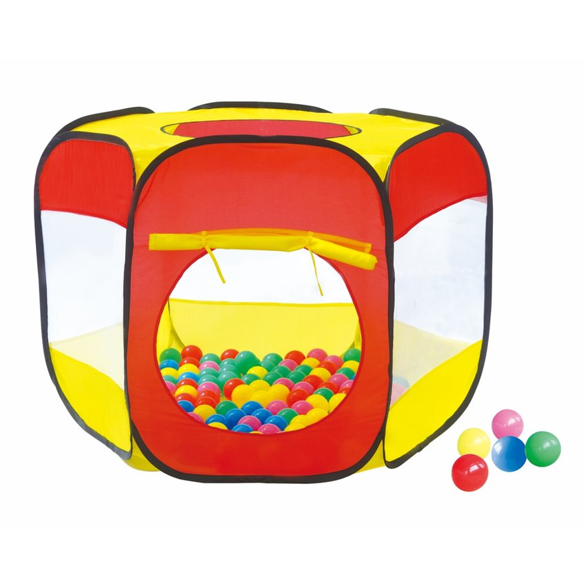 Corral de Juegos Game Power con 100 Pelotas