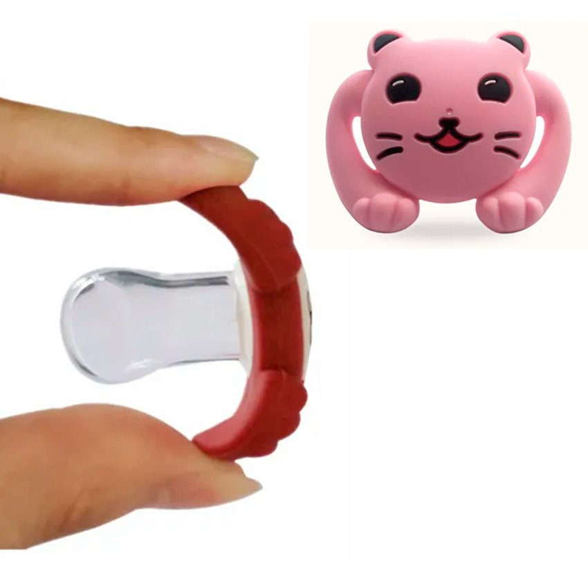 Chupete Gatito Para Bebe Magemior
