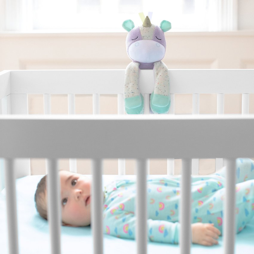 Cry-Activated Soother-Unicorn Skip Hop