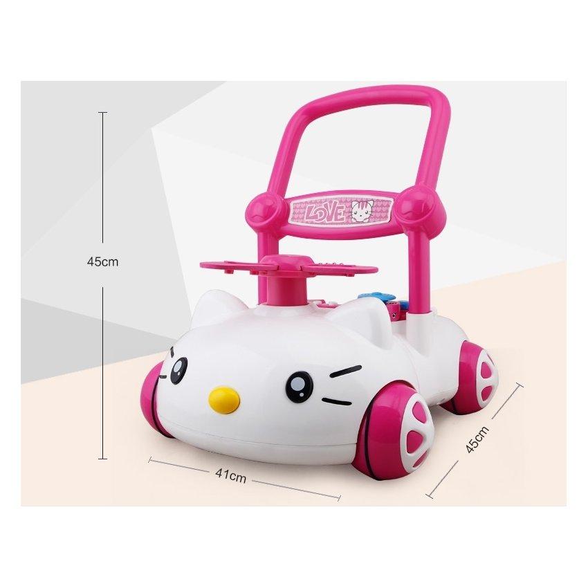 Caminador para bebe kitty