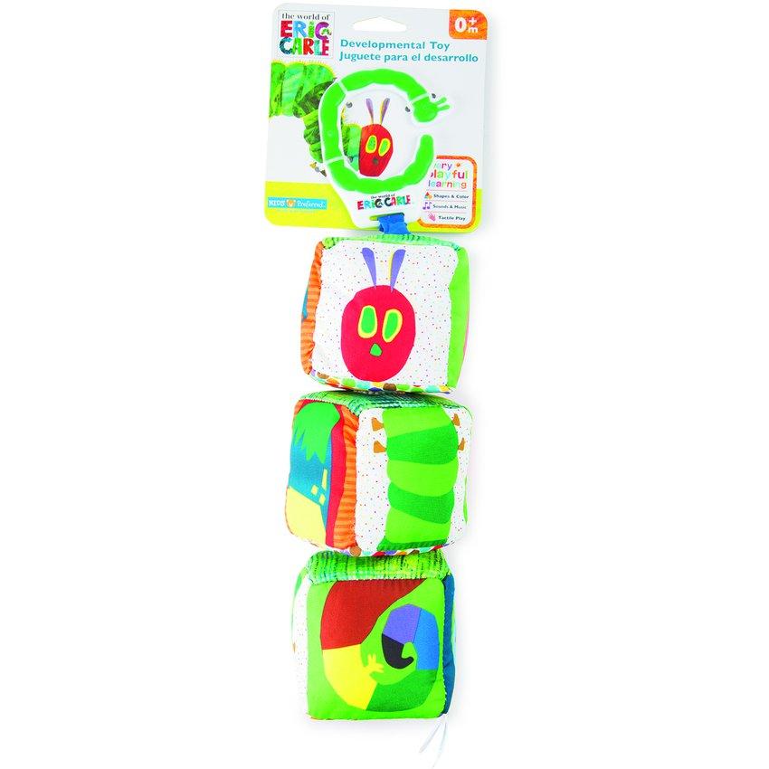 Juguete Cascabel Colgante con Sonido y Texturas para Bebé