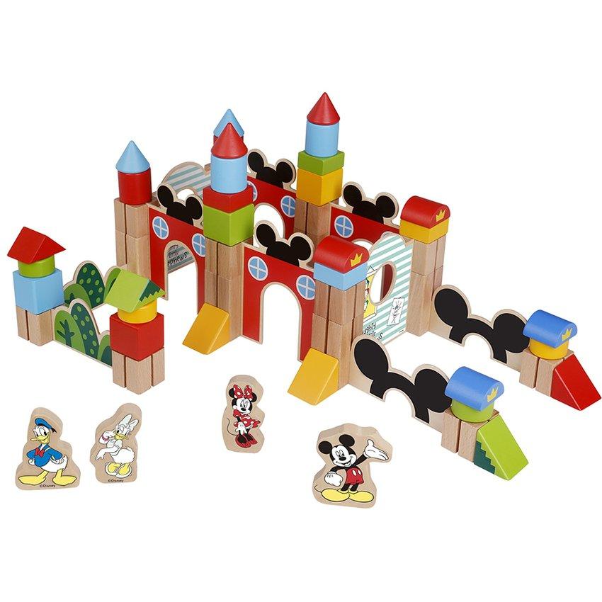 Blocks Mickey Castle Disney Baby