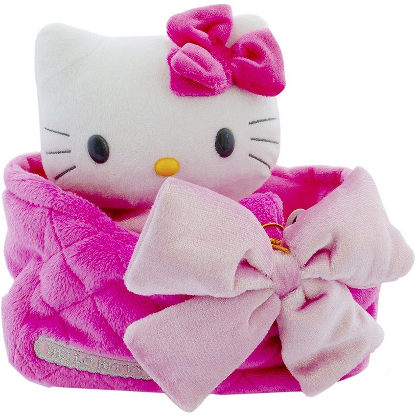 BOLSO CON PELUCHE HELLO KITTY Hello Kitty